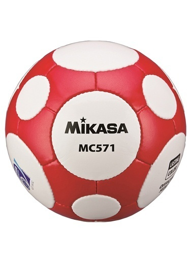 Fifa Onaylı MC571-WR Futbol Maç Topu - Kırmızı & Beyaz-Mikasa